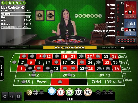 online rulet za pravi novac